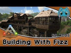 Ark Survival Evolved Hatchery House Tutorial Youtube Ark Survival Evolved Ark Survival Evolved Bases Survival