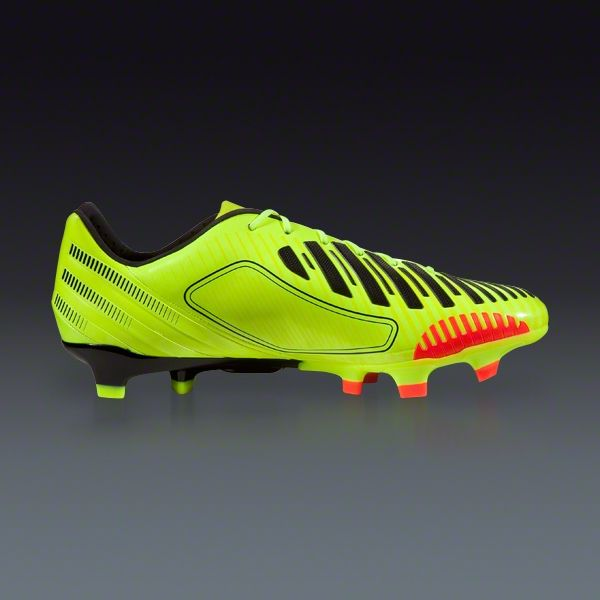 99bf64c89f5d adidas Predator LZ TRX FG SL - miCoach compatible - Electricity/Black/Infrared  Firm Ground Soccer Shoes || SOCCER.COM