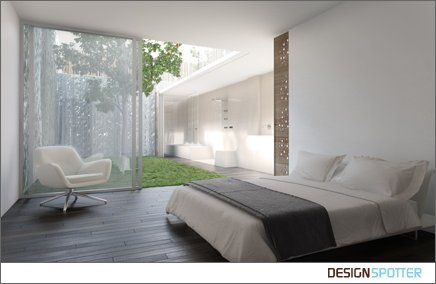 From Intercon (Spain): D/219 Apartment building | Barcelona