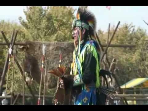▶ Cree Indian Prairie Chicken Dance - YouTube