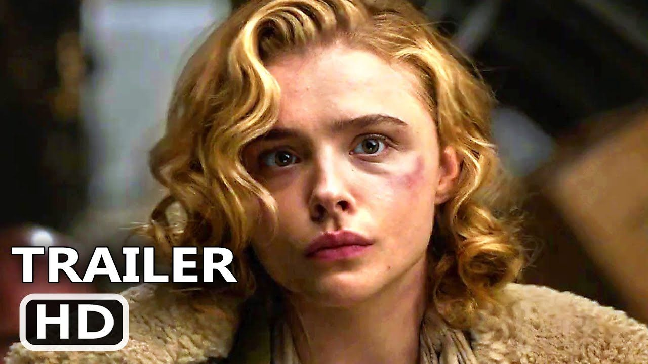 Shadow In The Cloud Trailer 2 New 2021 Chloe Grace Moretz Nick Robins In 2021 Nick Robinson Movies Robinsons Movie Nick Robinson