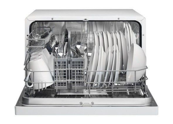 Danby Energy Star Countertop Portable Dishwasher Ddw611wled Countertop Dishwasher Dishwasher White Portable Dishwasher