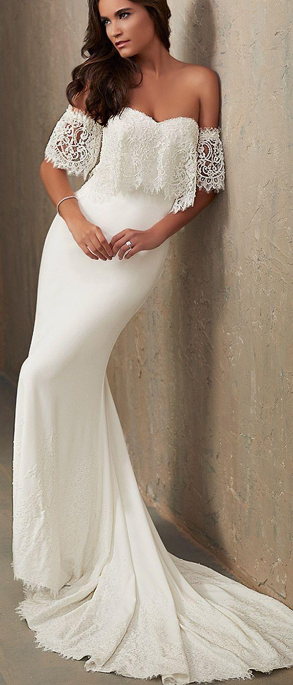 Pin by wedding inspirasi on latest wedding dresses u more