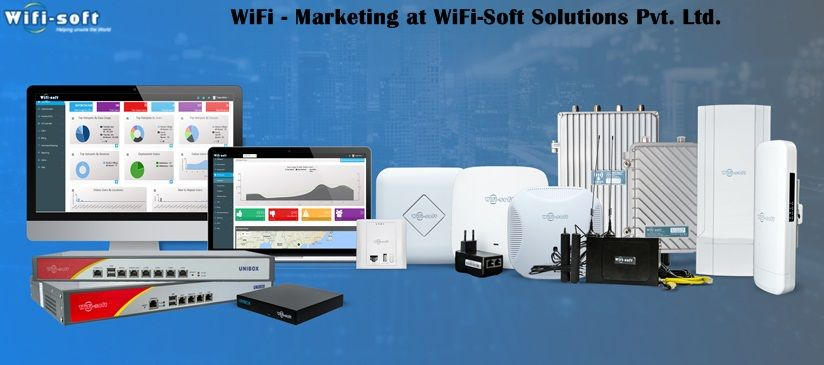 Wifi Used To Connect You Through Different Social Media Like Facebook Linkedin Twitter Google Instagram And Promote Your Brand So Wifi Marketing Good Company