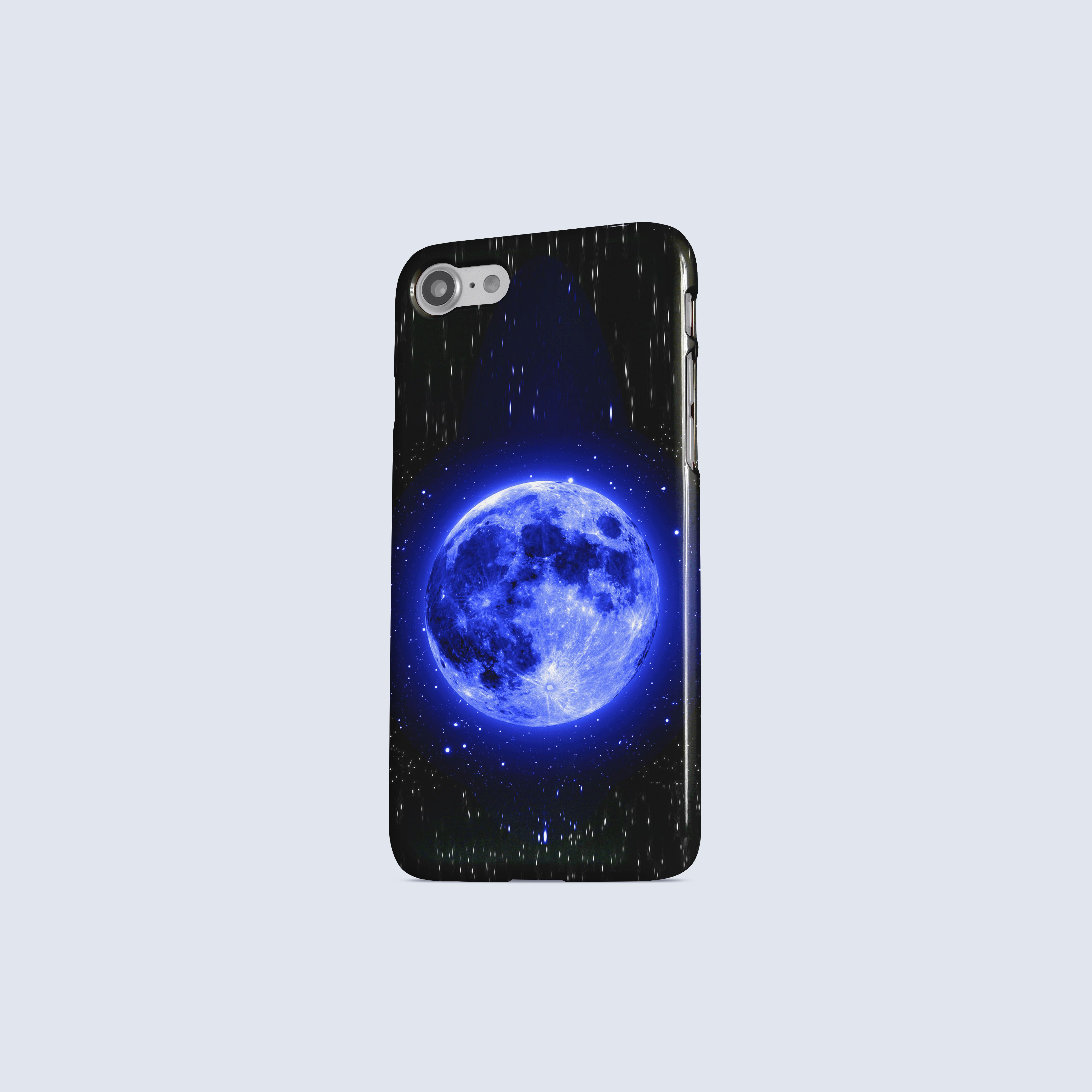 The Moon Case Art Minimalism Case Iphone 5 Case Iphone 6 Case Iphone 7 Case Iphone