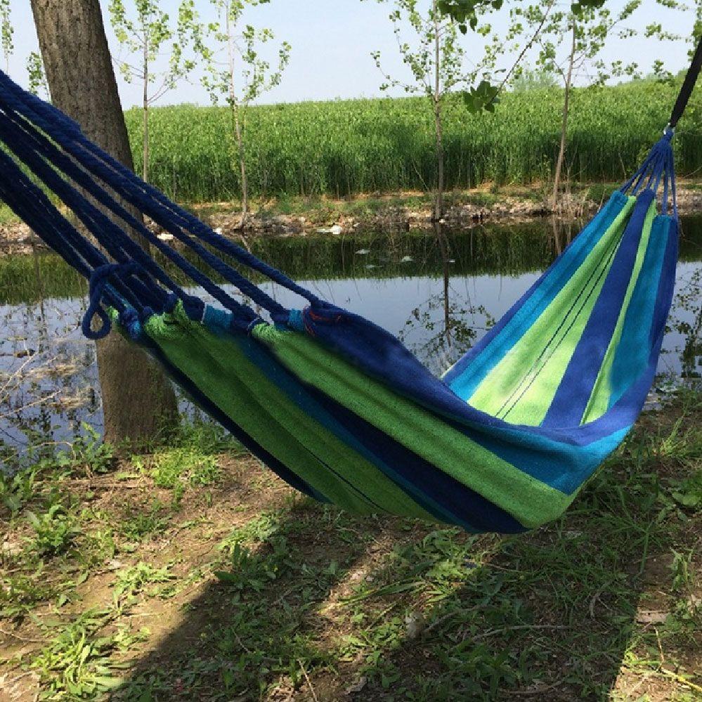 Hanging chair furniture hamaca portable outdoor garden hammock hang