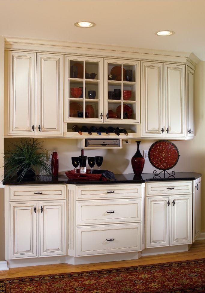 Chantille Espresso Plaza Cabinets By Decora Are A Perfect Canvas