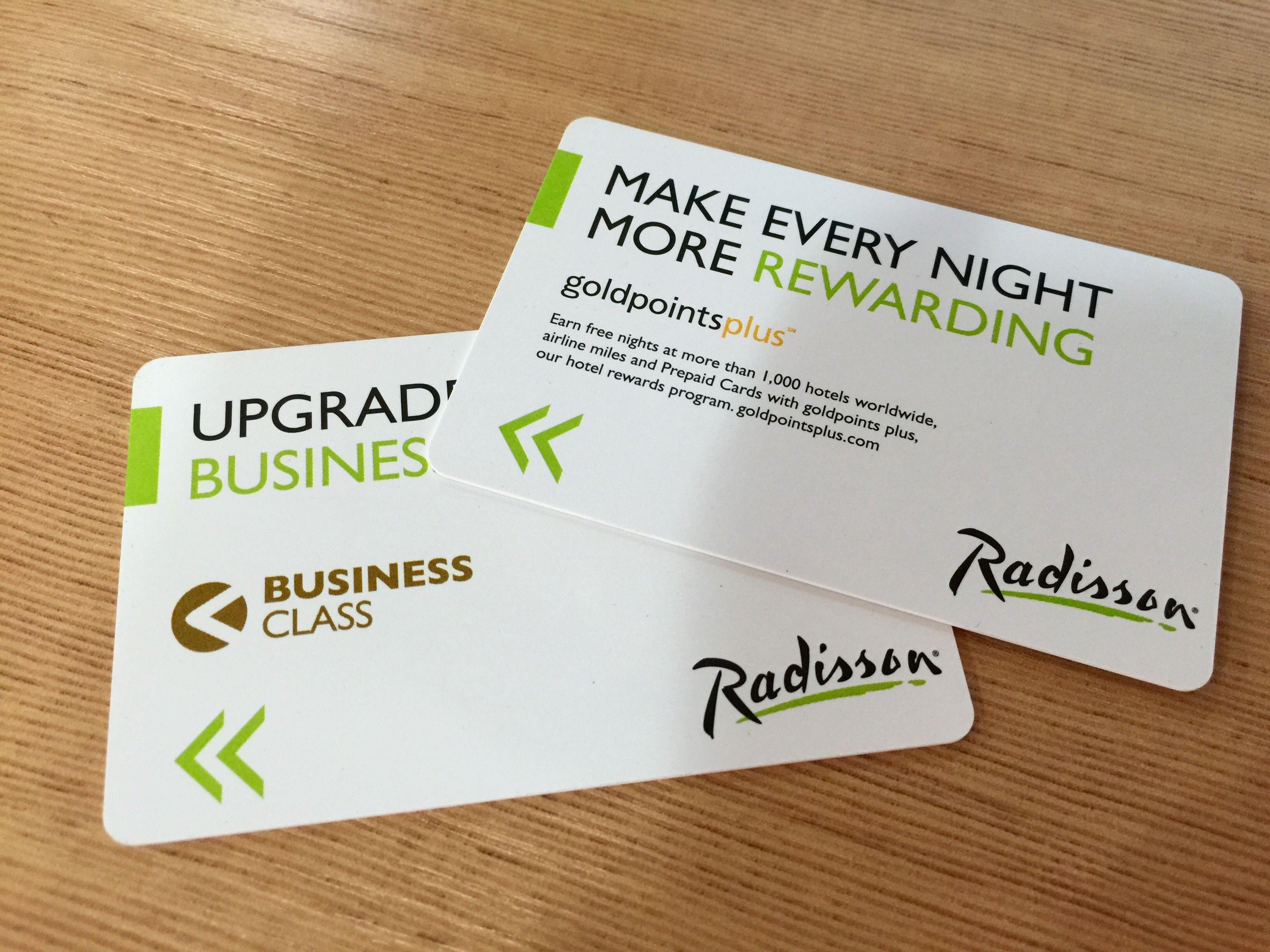 Cards Made For Radisson 3 Hotel Rewards Programs Hotel Rewards Hotel Key Cards