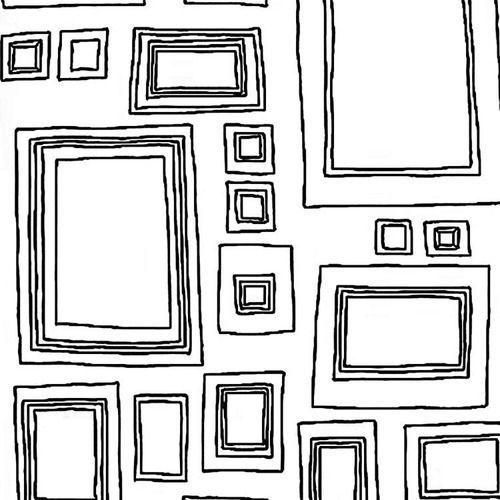 U0027Frames Wallpaper Sample Swatch By Graham