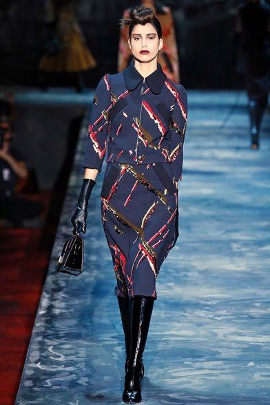 Sfilata Marc Jacobs New York - Collezioni Autunno Inverno 2015-16 - Vogue