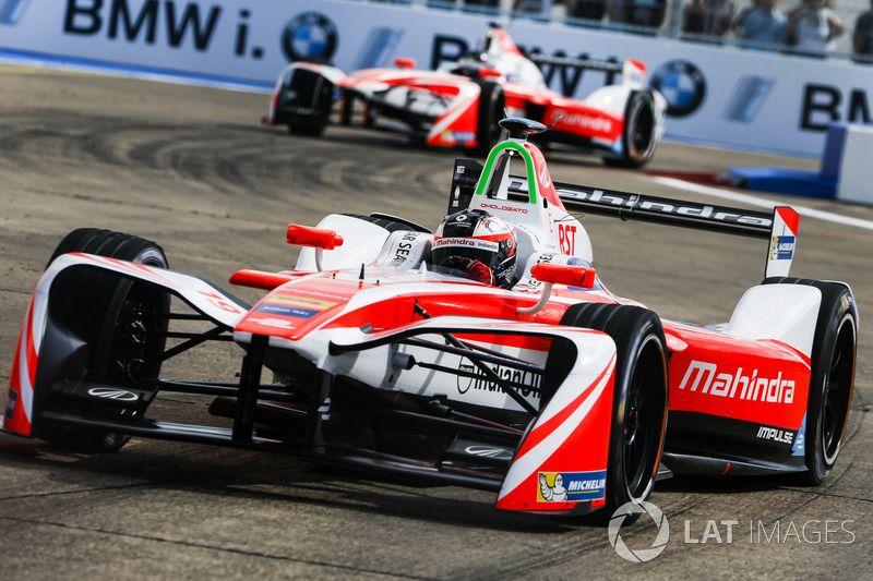 Felix Rosenqvist Mahindra Racing Formula E Racing Motorsport