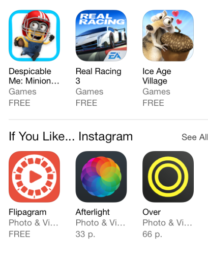 Top 50 Free Apps for iPhone 5S to Download in App Store