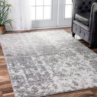 nuloom granite mist shades grey rug 5u0027 x 8u0027 grey size 5u0027 x 8u0027 - 6x9 Rugs