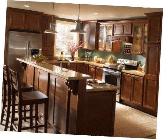 Ordinary Kitchen Cabinets Colors With Dark Brown Paint Anti Termite