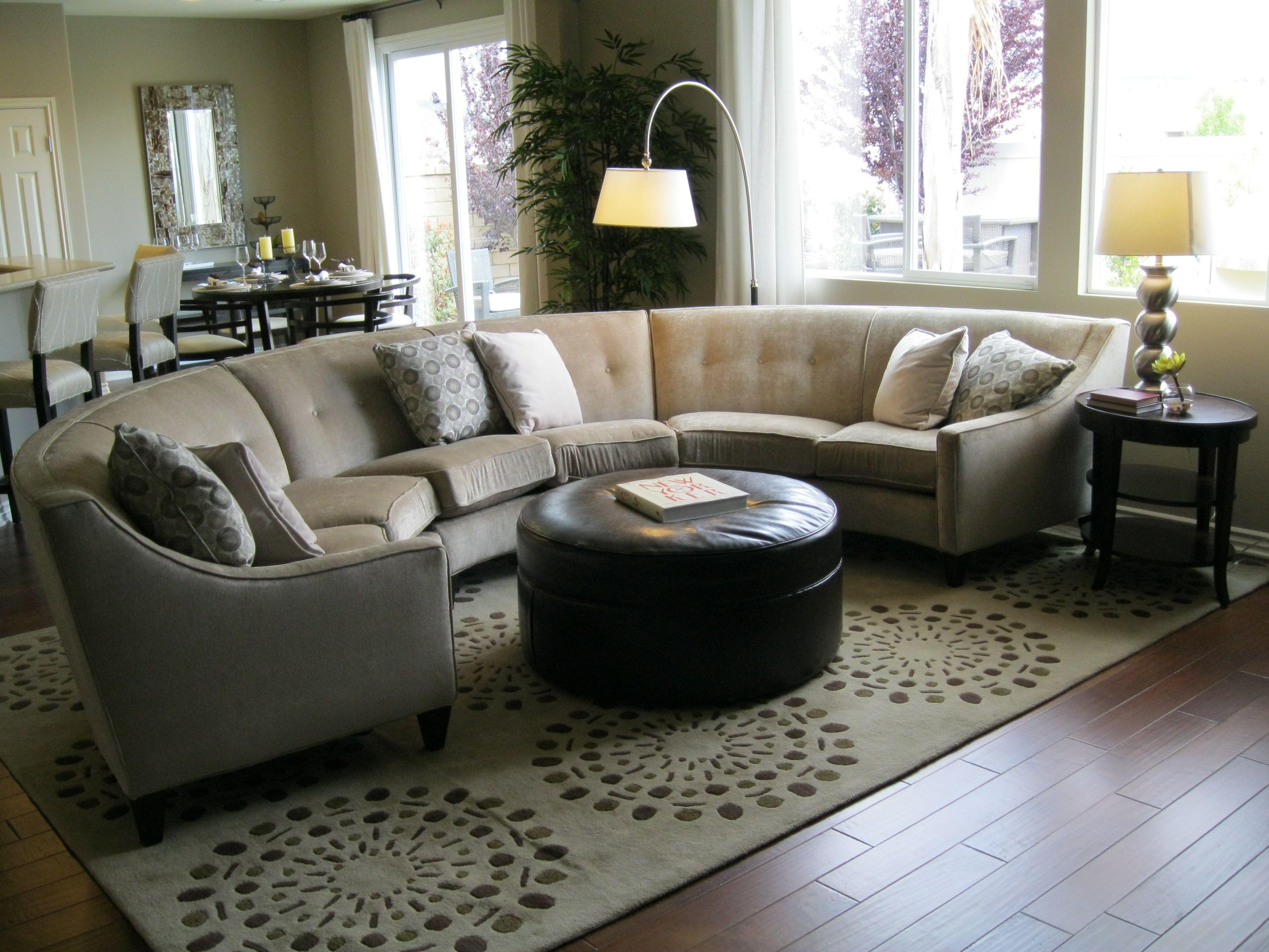 Image result for semicircular sofa 99 Sunset Boulevard