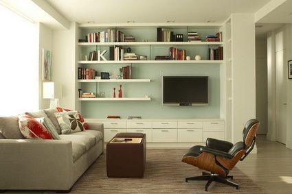 Fresh Small Living Room Storage Ideas