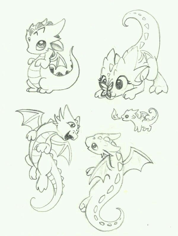discover ideas about baby dragon drawings