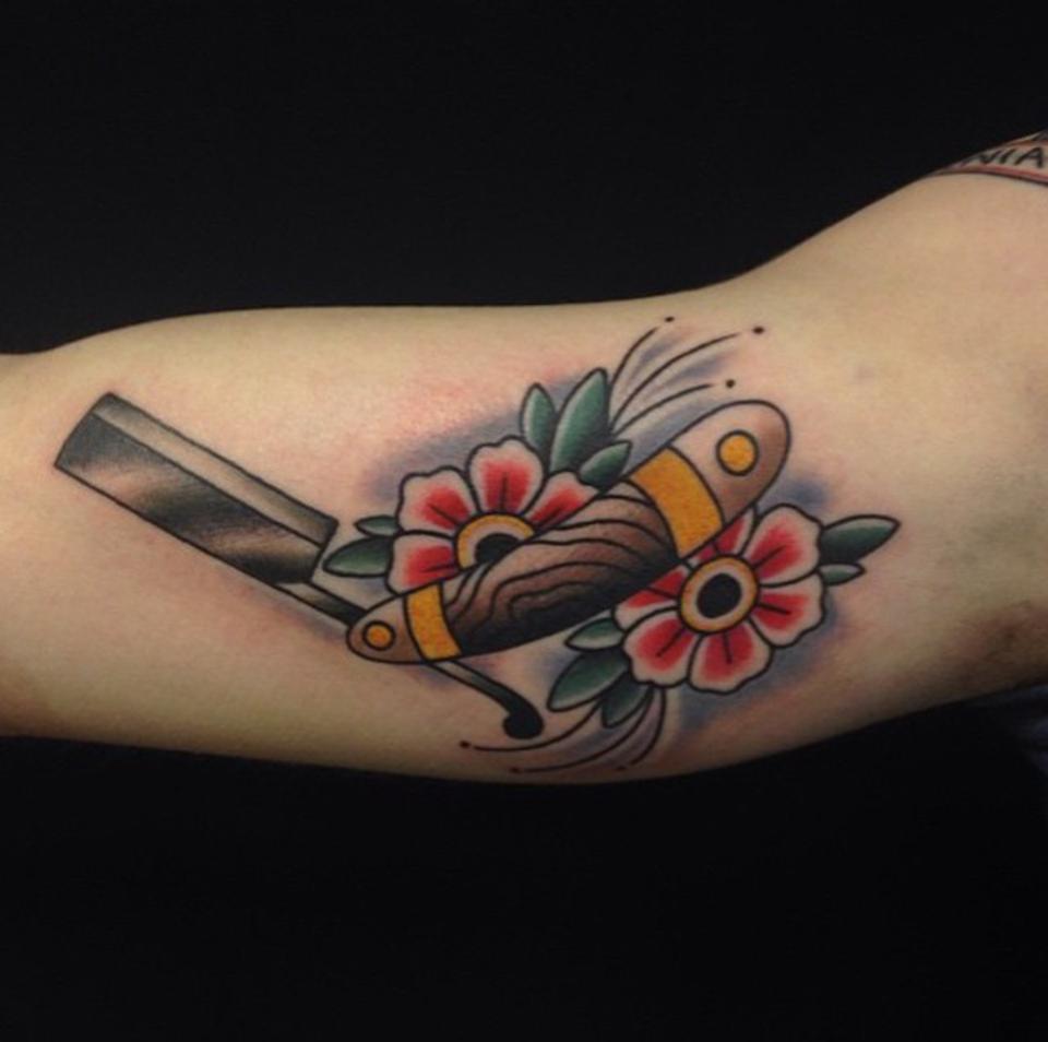 Traditional Tattoo : Photo