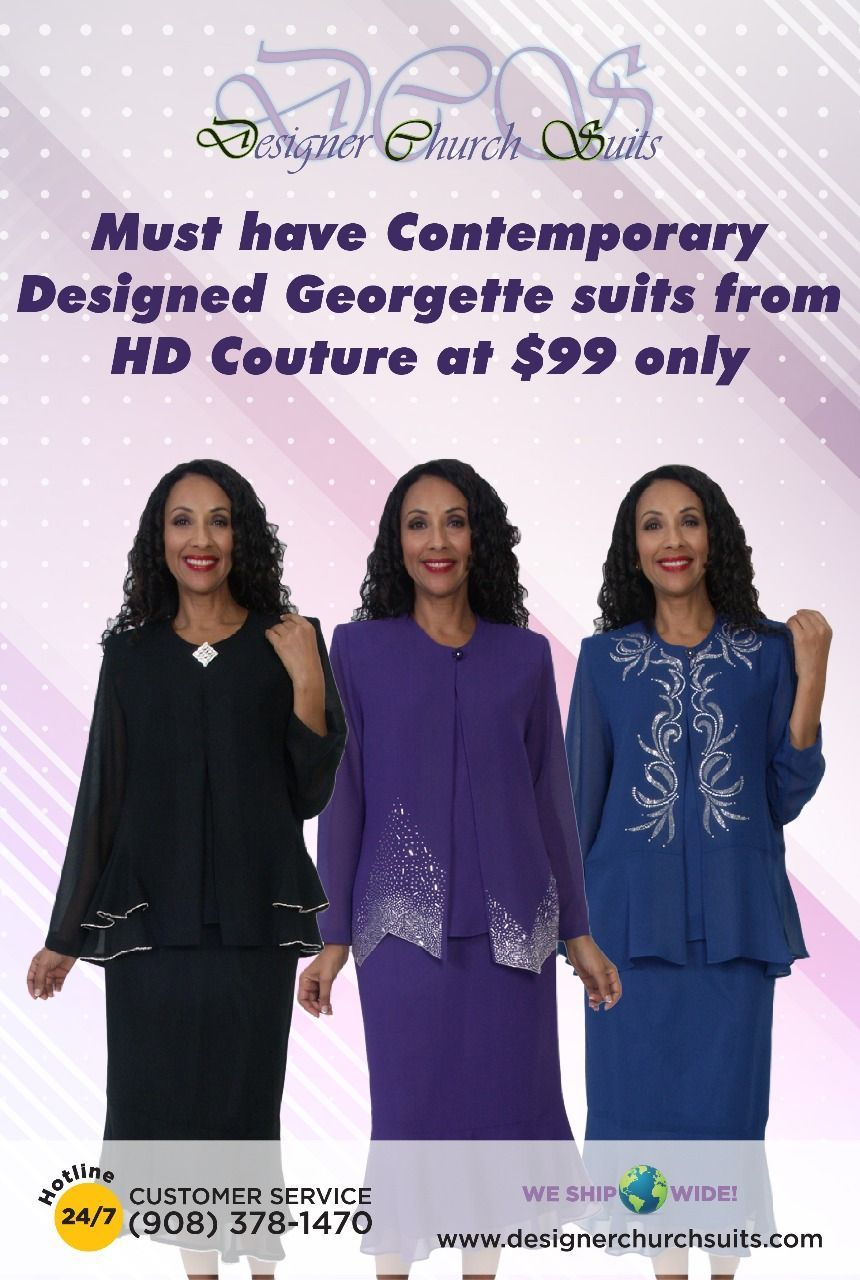 856dfcb21f2 Must have Contemporary Designed Georgette suits from HD Couture at  99  only. Buy Now