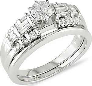 Wedding Rings Overstock Shopping Complete Your Special Day
