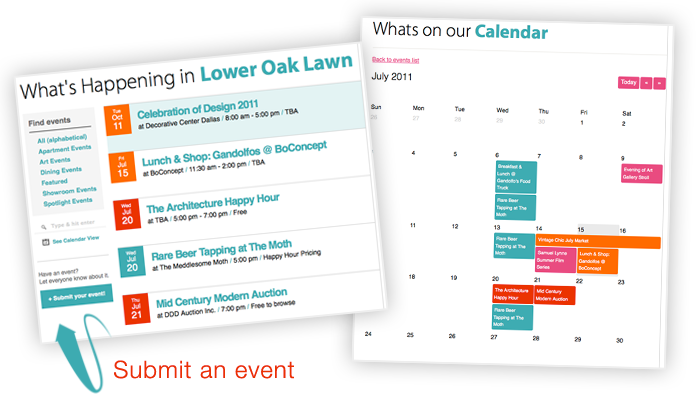 Design Calendar Of Events : Calendar of events design pixshark images