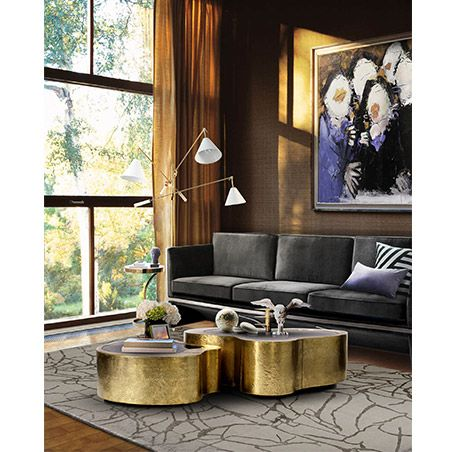 Wave Center Table Exclusive Furniture Center table, Luxury and - boca do lobo sideboard designs