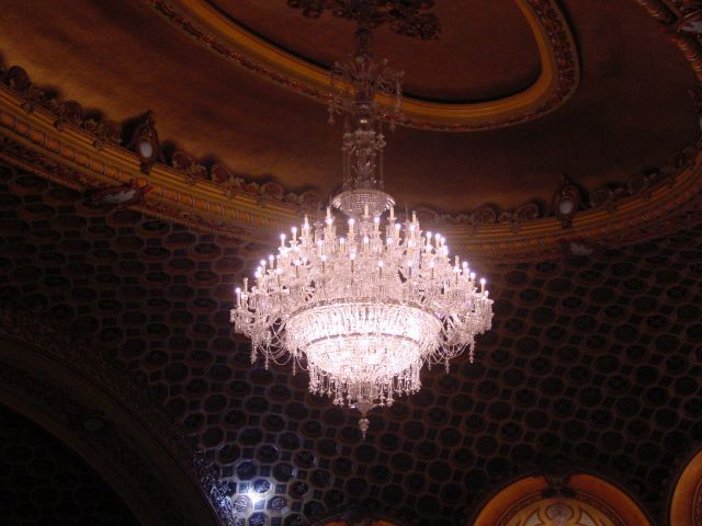 Chandelier state theatre sydney this is the second largest chandelier state theatre sydney this is the second largest chandelier in the world aloadofball Image collections