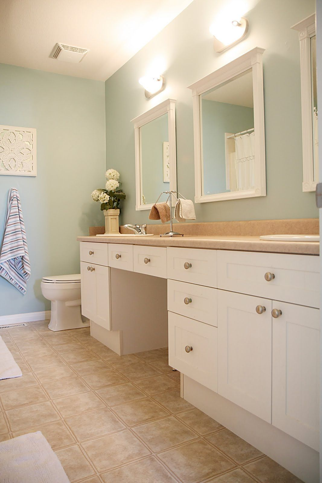 Fresh Hall Bathroom Decorating Ideas