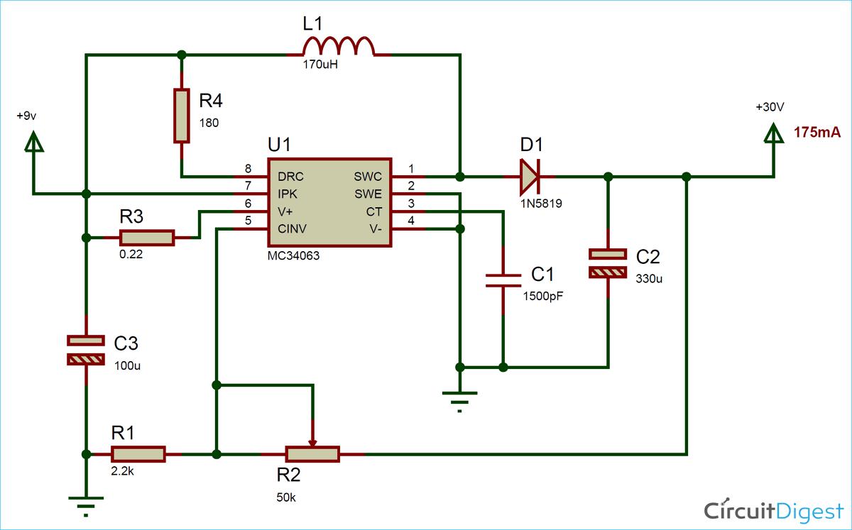 Diy Electronics In 2020 Circuit Diagram Electronics Circuit Electronic Schematics