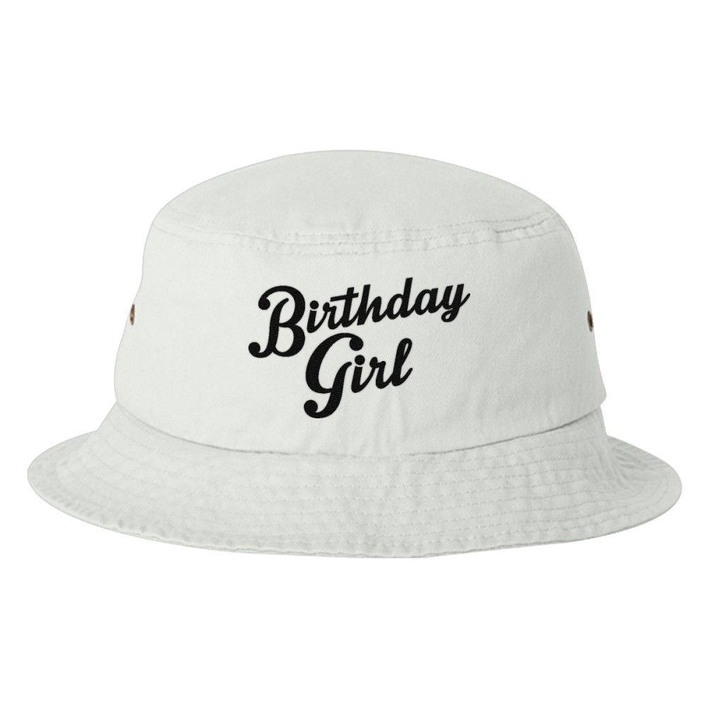 Birthday Girl Bucket Hat