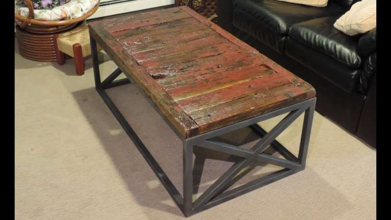 12 Fancy Barnwood Coffee Table Plans Photos Wooden Interior