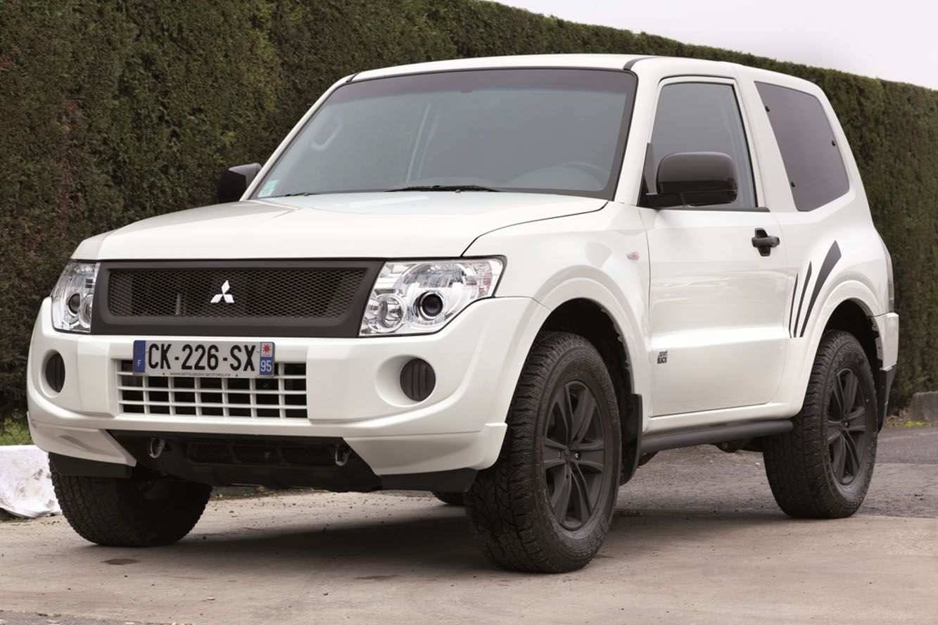 Car Wallpaper For Mitsubishi Pajero Sport White   Car Picture Collection