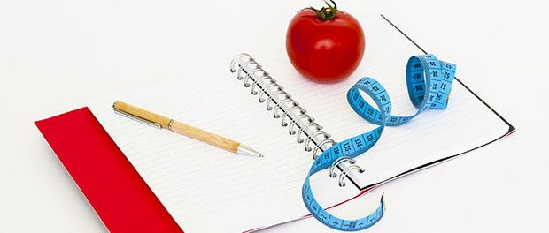 Tagesmenü der dissoziierten Diät