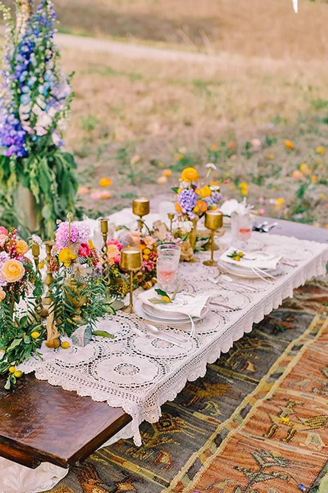 18 Rustic Wedding Picnic - Perfect Decor Ideas ❤ See more: http://www.weddingforward.com/rustic-wedding-picnic/ #weddings #decoration