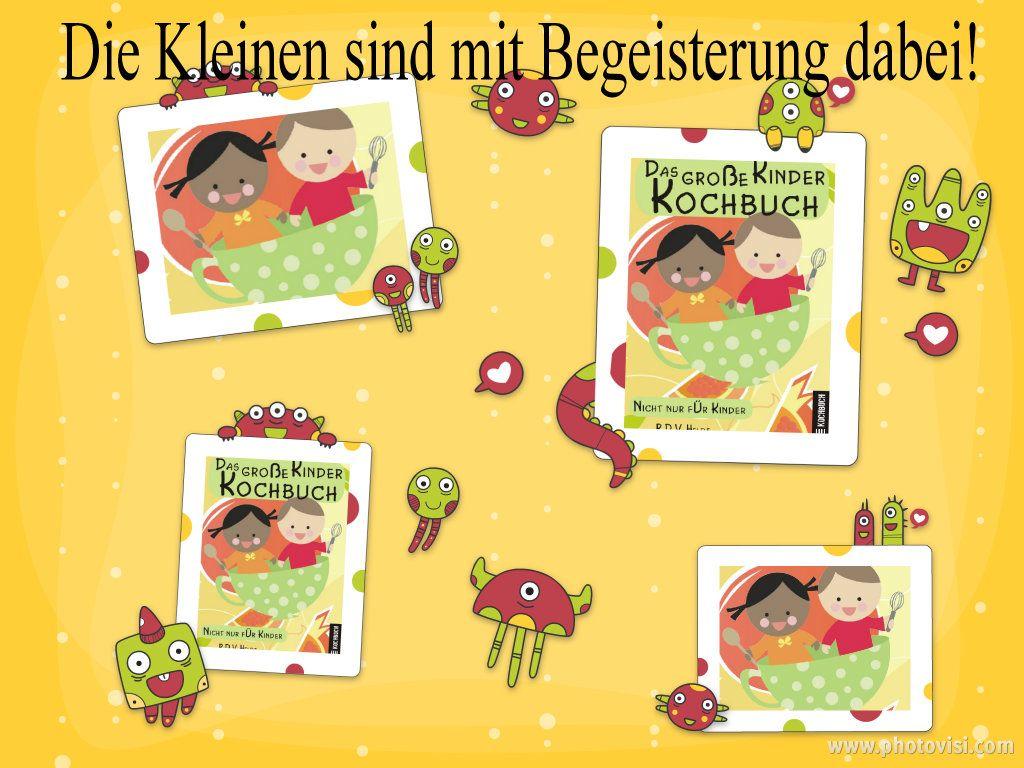 Liebe Kinder (und Eltern), stellt euch mal vor wie das duftet, wenn die Bratklopse in der Pfanne brutzeln. Schon allein das macht Appetit, aber wie groß ist die Freude erst beim essen, wenn ihr die Klopse selbst gemacht habt, liebe Kinder.   http://www.amazon.de/Das-gro%C3%9Fe-Kinderkochbuch-nicht-Kinder-ebook/dp/B004QWZ85A/ref=sr_1_3_bnp_1_kin?s=books&ie=UTF8&qid=1390754097&sr=1-3&keywords=R.D.V.+Heldt