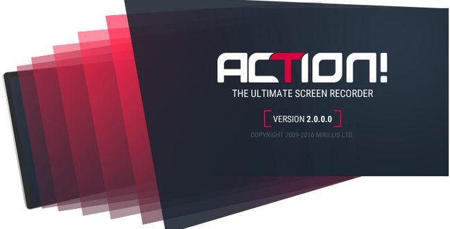 action video recorder key