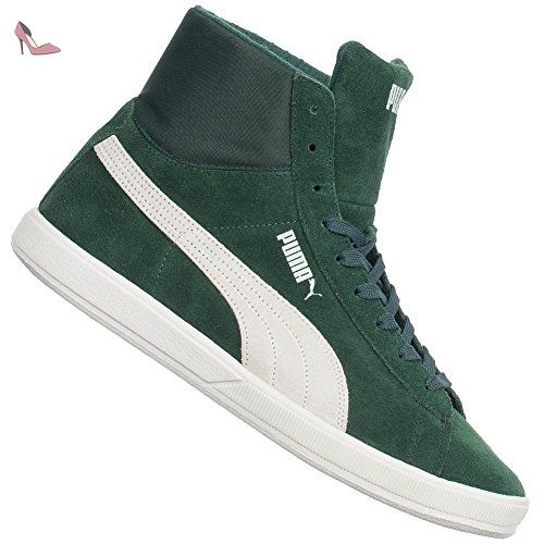 Suede Cuir Homme Sneakers Chaussures Puma Mid Mode Lite Archive vmw8O0Nn