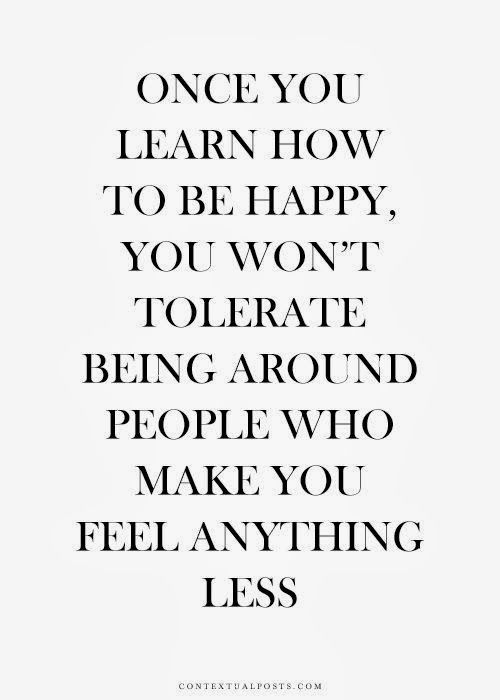 I found happiness I don't need anyone but my family.been hurt and betrayed way to many times by ppl I thought cared and thought was friends even by some family too