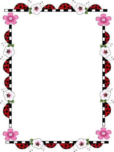 Pin pin bordes pagina decorativos para word forlatdyndns for Bordes creativos
