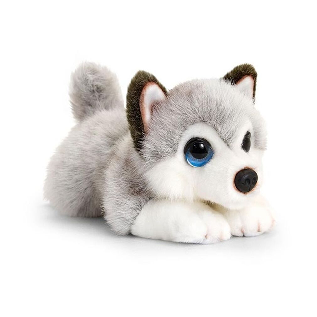 Title Husky Dog Storm Keel Toys Uk Size Measures 14 Inch 35cm Long Price Aus 34 95 Brand Keel Toys Uk Lots More Items L Soft Toy Dog Plush Dog Husky