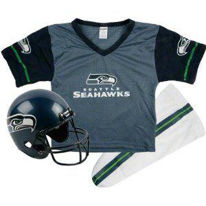Seahawks uniform for toddler