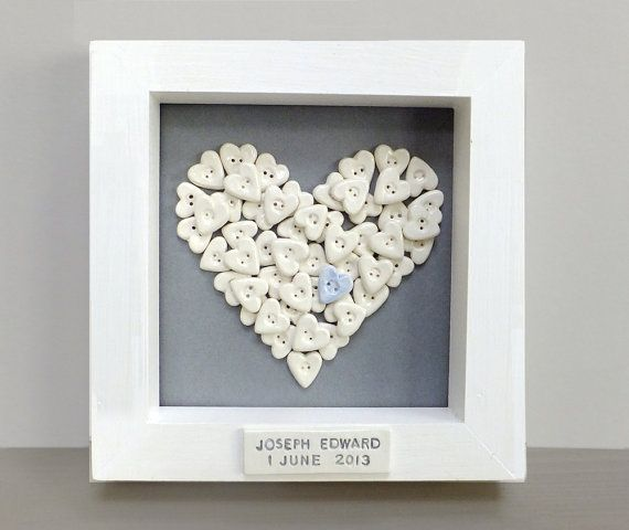 personalised baby christening gift