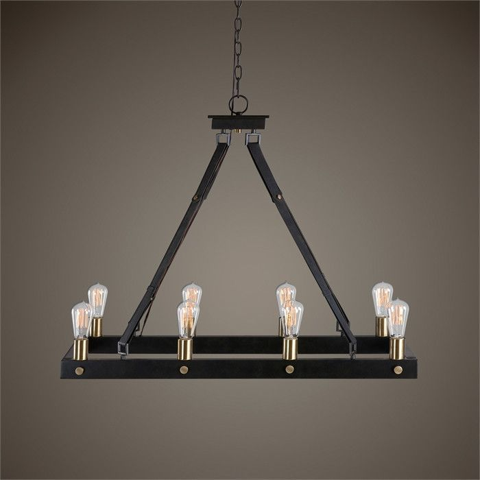 Luxury Light Fixtures for Basement