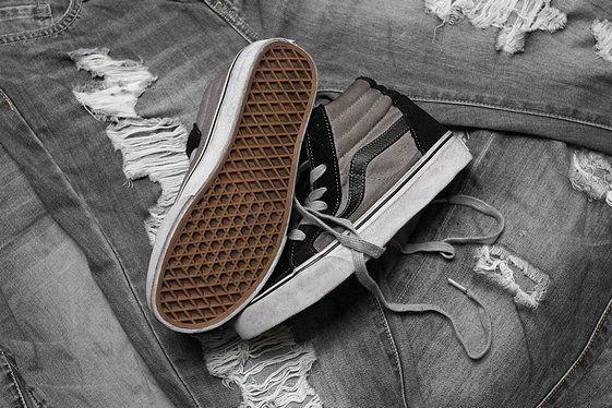 739efb2f92 Vans SK8-Hi California 2014 Overwashed VN0KXJBQN Skateboard Shoe Vans For  Sale  Vans