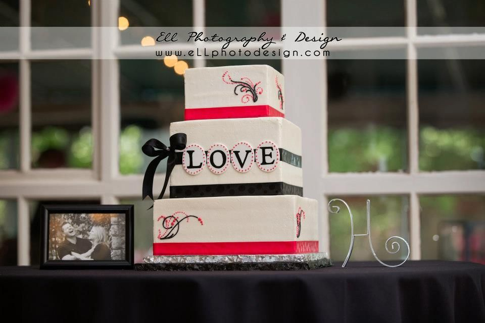 Wedding Cake By Wicked Cake Creations Wicked Wedding Cakes - Wicked Wedding Cakes