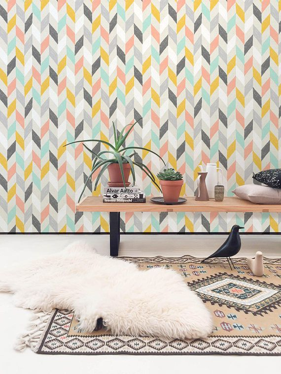 New Chevron Wallpaper Herringbone Wallpaper Peel and Stick Pau s room Top Design - Awesome herringbone wall Awesome