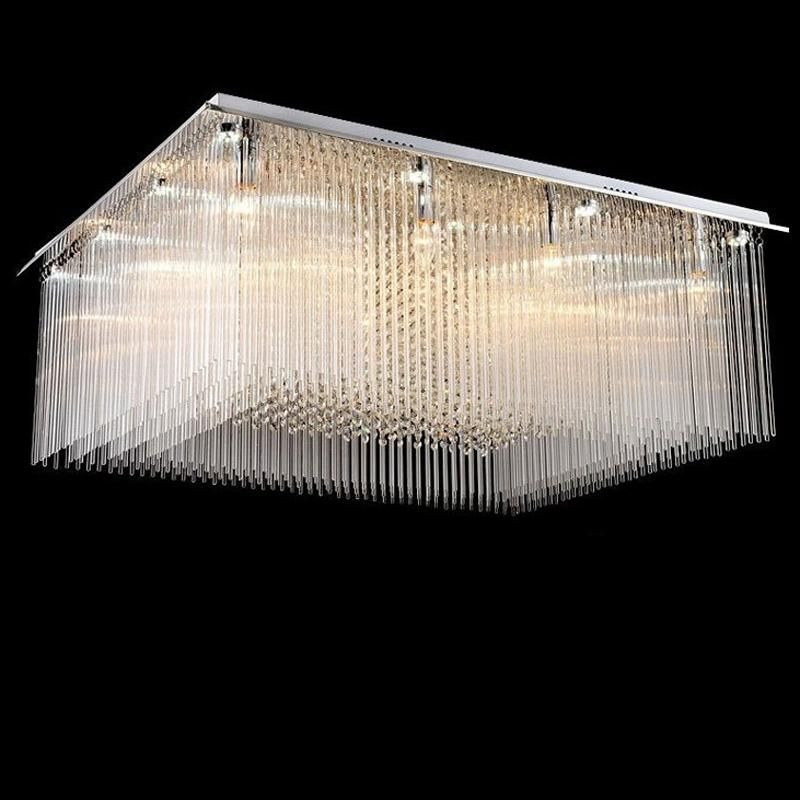 New design LED ceiling light luxury crystal lamp modern ceiling