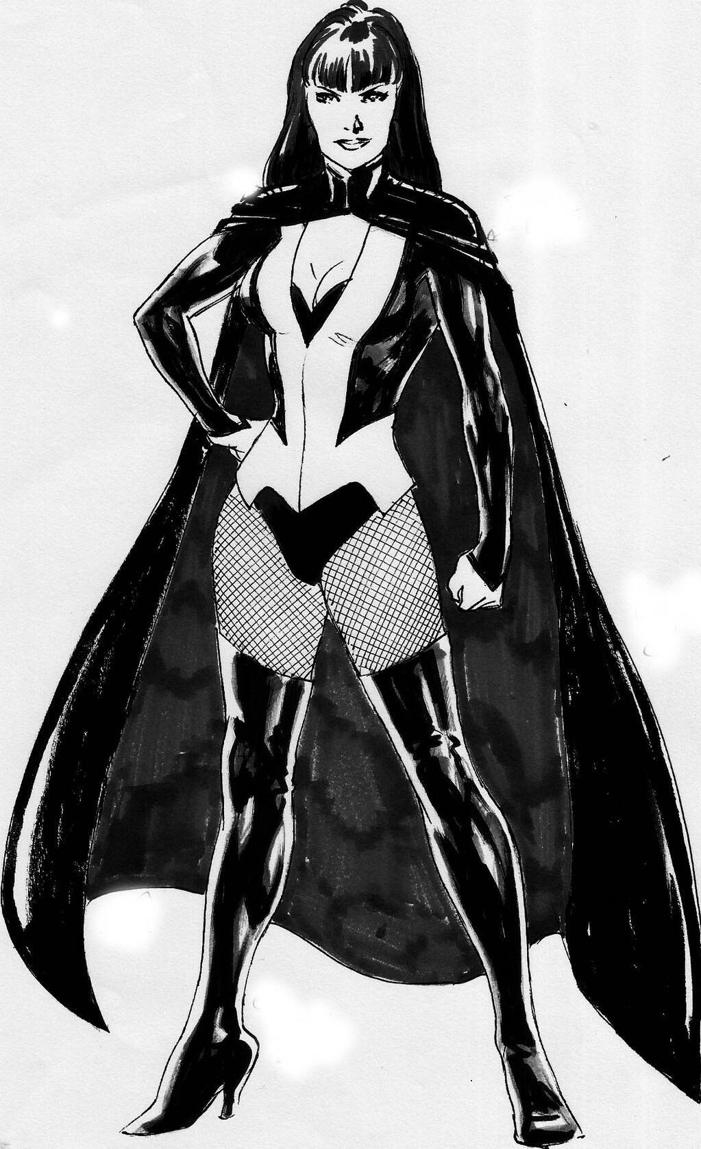 zatanna justice league heroes - photo #18