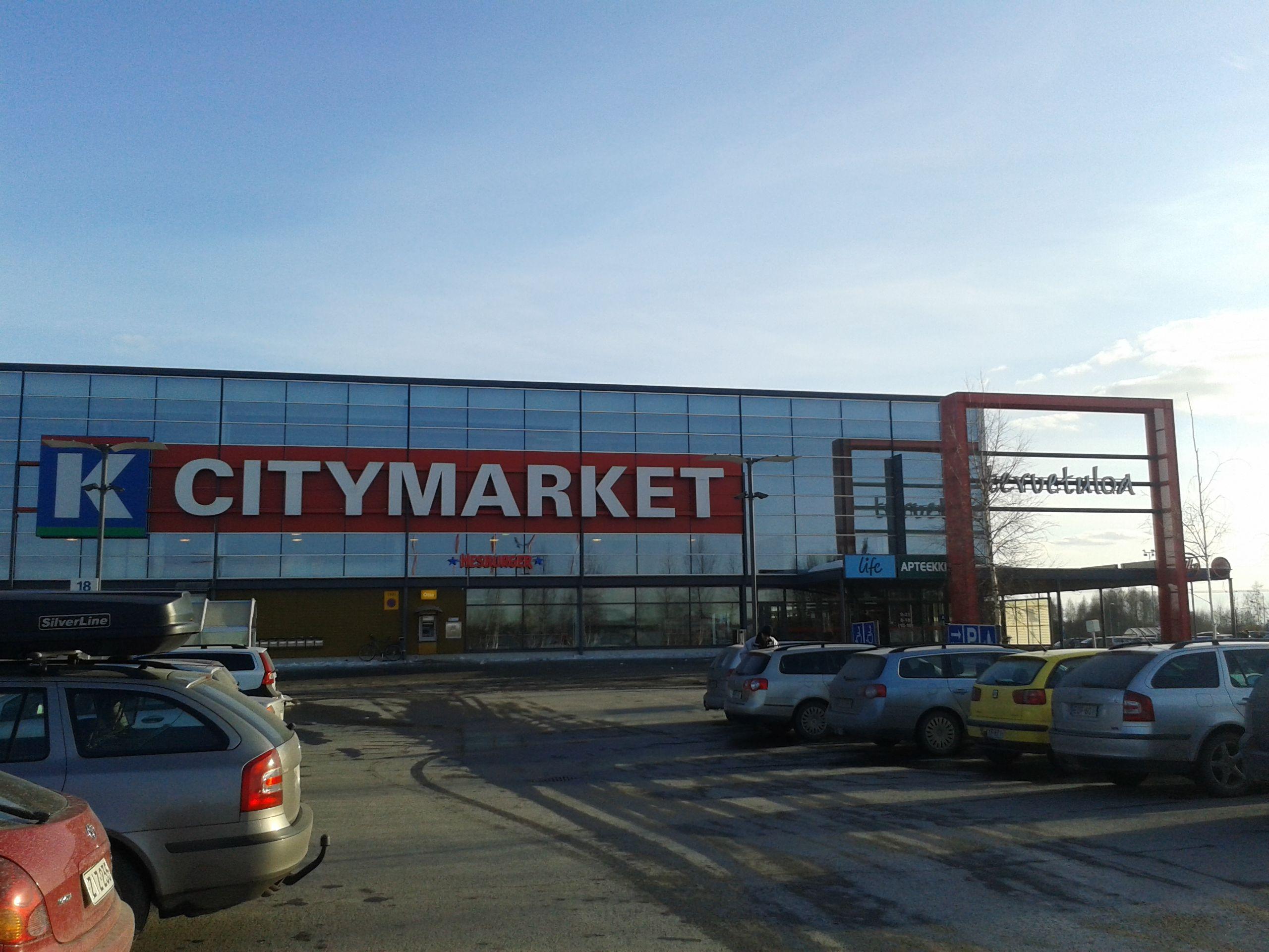 Raksila citymarket