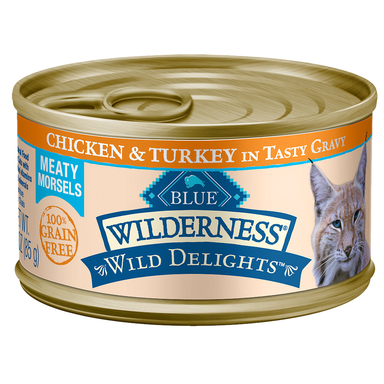 Blue buffalo blue wilderness wild delights meaty morsels